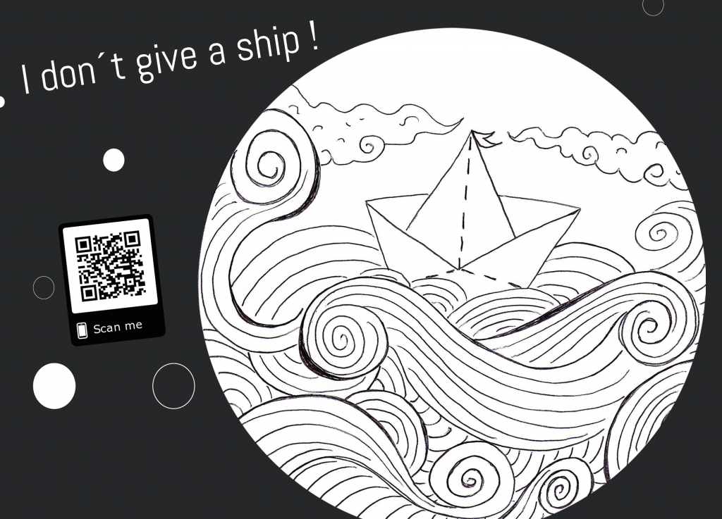 I don´t give a ship!